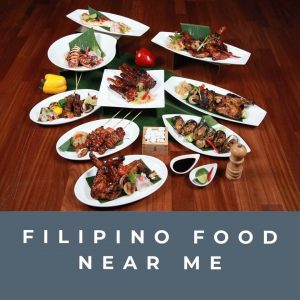 Filipino food near me