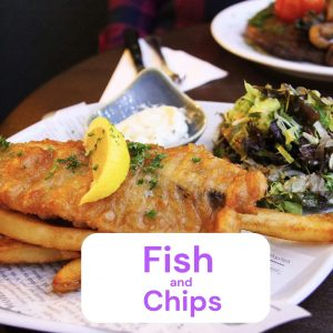 Fish and chips near me