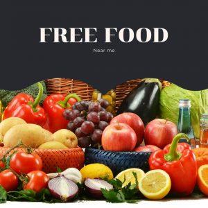 Free food near me