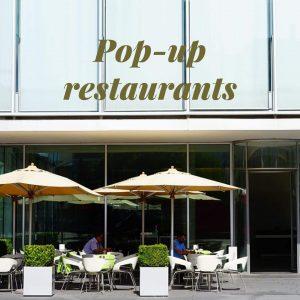 Pop-up restaurants near me