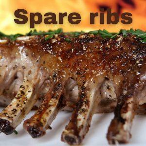 Spare ribs near me