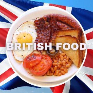 British food near me