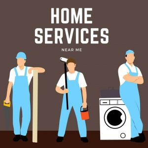 Home services near me